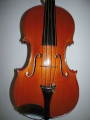 Exceptional Old french violin Collin-Mezin