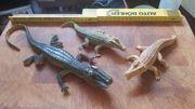 Krokodil Spielfigur