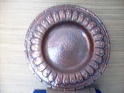 Kupfer Teller