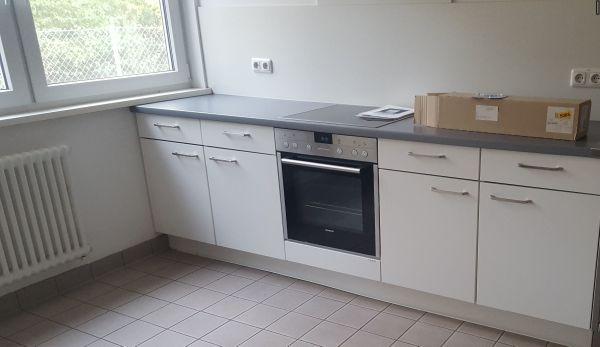 Küchen-Unterschränke Weiß Ohne Geräte In Gräfelfing - Küchenzeilen