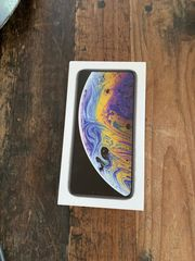 iPhone XS 256 GB Silber