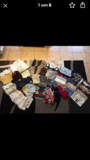 Kleiderpaket Größe 74 80 über