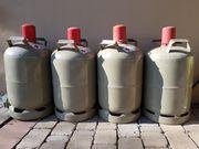 Propangasflaschen 11 kg leer