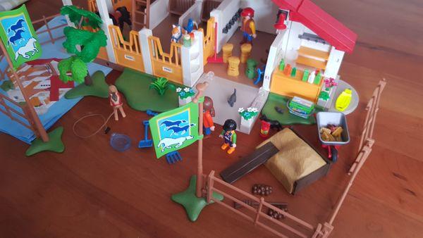 Playmobil Reiterhof 4190