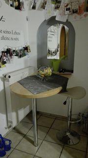 Küchentresen mit Barhocker