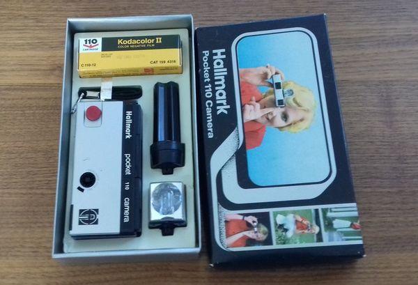 Hallmark Pocket Camera