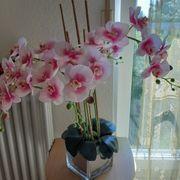 Abella Flora künstliche Orchidee gebraucht
