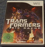 Wii Spiel Transformers - Die Rache