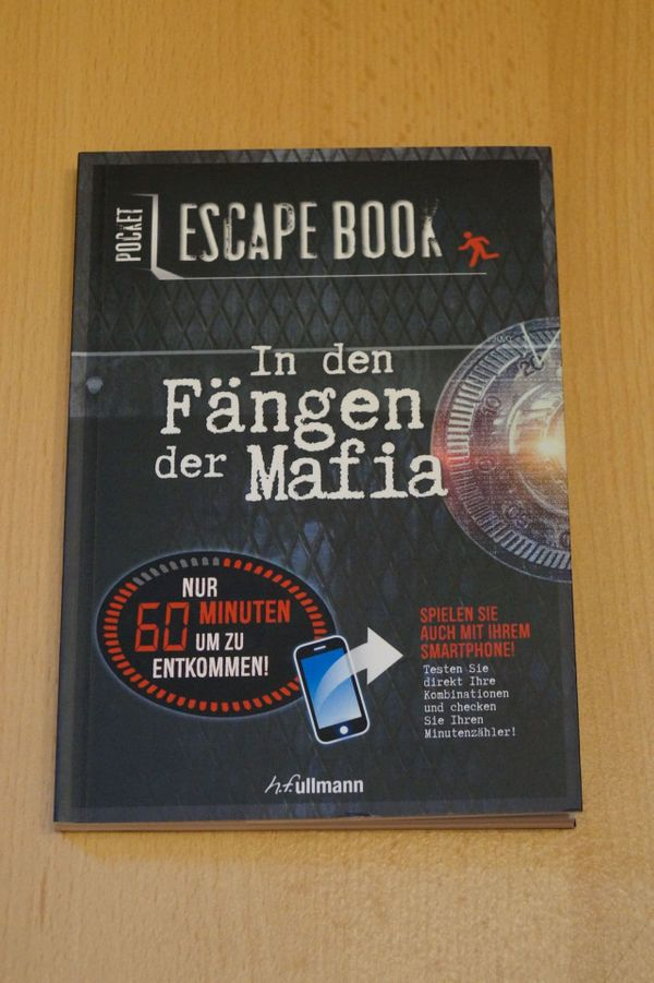 Pocket Escape Book In den
