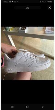 Nike air Force 1 große