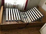 Seniorenbett mit elektrischen Lattenrost Rokado