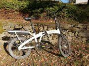 Adore Zero E Bike Klapprad