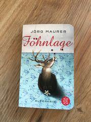 4 Taschen Bücher Alpenkrimis