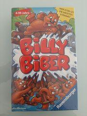 Neu BILLY BIBER Spiel