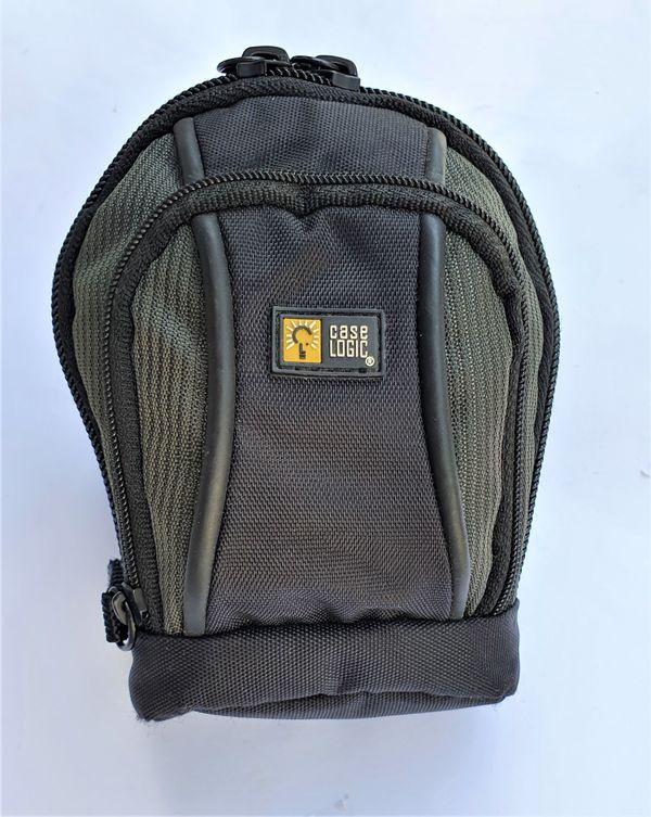 CASE LOGIC Gürteltasche Kamera-Tasche z. B. für SONY RX100