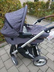 MUTSY Komplett-Kinderwagen EVO Kinderwagen und