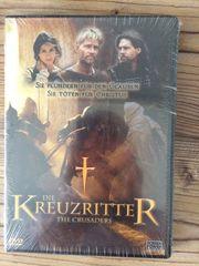 DVD Die Kreuzritter Original verpackt