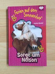 UNGELESEN Pferdebuch Sorge um Nelson
