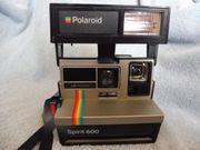 Polaroid Spirit 600 Sofortbildkamera