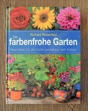Gartenbuch Der farbenfrohe Garten