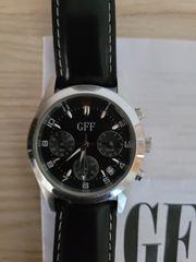 GFF Herren Armbanduhr Chronograph - Quarz