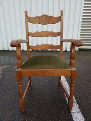 Esszimmerstühle Holzstuhl Stuhl antik stylisch