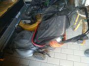 Rasenmäher Elektro Benziner