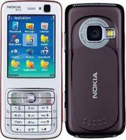 Nokia N73 - Silbergraues entsperrtes Smartphone