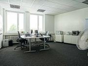 Schöne Büroflächen mit Teeküche und