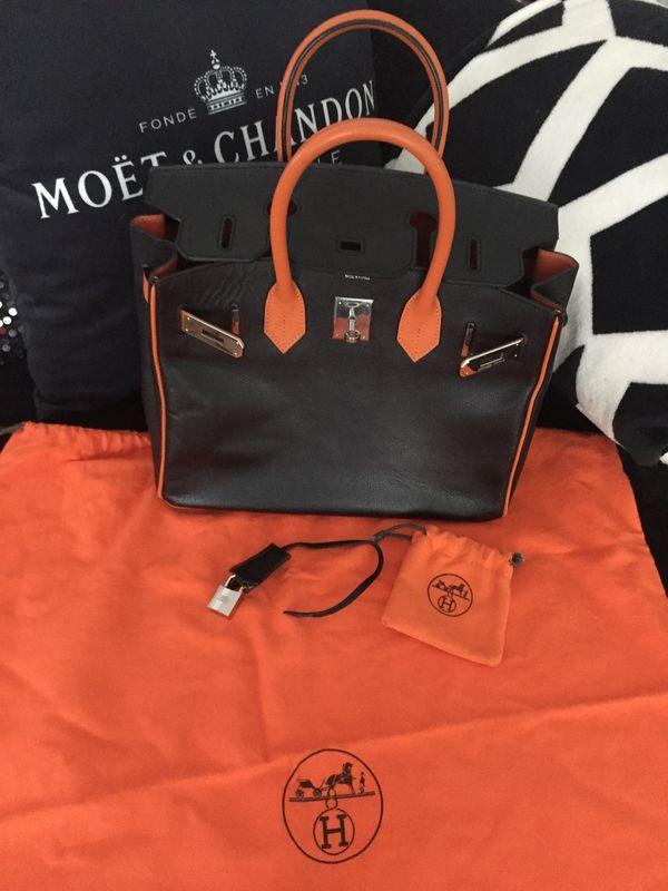 Shopper Tasche Hermes Style Birkin