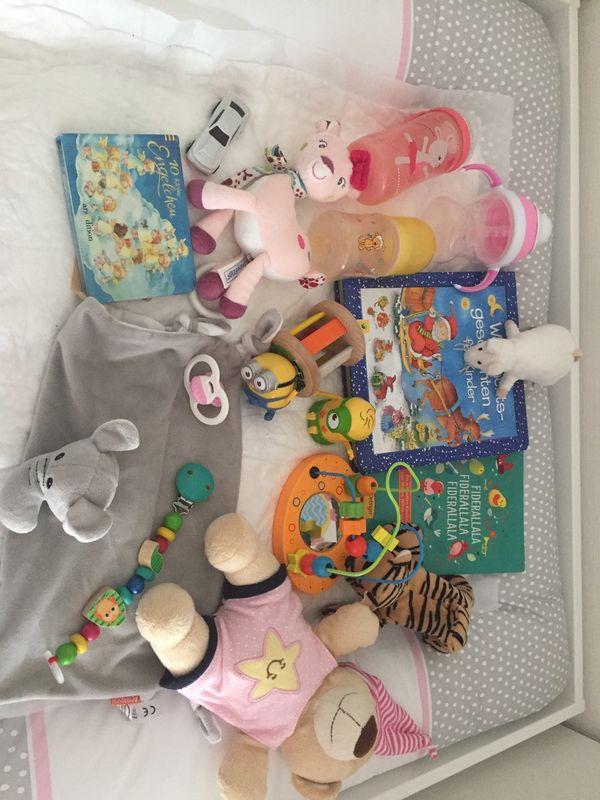 baby Kleinkind Spielzeug Motorik Bücher