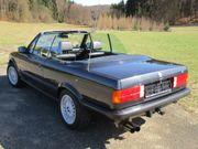 BMW 320i Cabrio E30 VFL