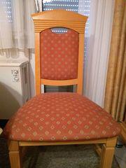 Esszimmer-Stühle 5 Stück
