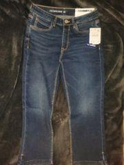 the slim jeans Capri