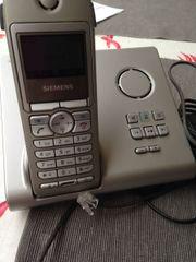 Siemens Telefon mit Anrufbeantworter