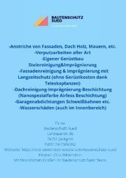 Malerbetrieb DachbeschichtungBautenschutz-Sued