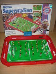 FC Bayern München SUPERSTADION - Fußball-Kick-Spiel