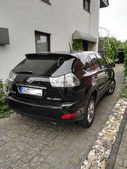 Lexus RX 400h - hybrid schwarz