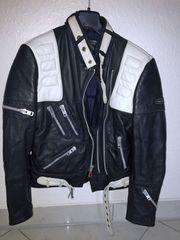 Hein Gericke - Motorradjacke Leder Gr 42