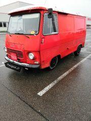 Peugeot J7 Oldtimer