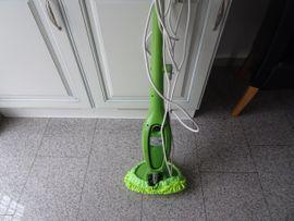 Haushaltsgeräte, Hausrat, alles Sonstige - Dampf-Wischmop der Marke cleanmaxx