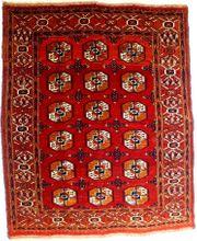Orientteppich Herdteppich Tekke antik T078