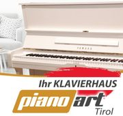 YAMAHA U1 Klavier Weiß Hochglanz