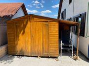 Gartenhütte Gartenhaus aus Holz 250