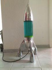 Mathmos Lunar Raketenlampe 80 cm