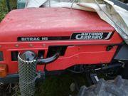 Carraro Bitrac HS Kleintraktor