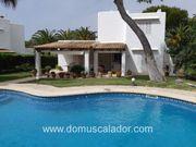 Gemütliches Haus im Ibizastil