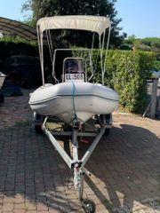 Schlauchboot Brig 450 S inkl