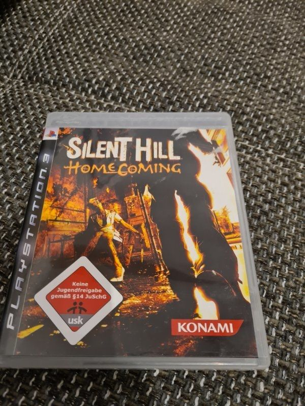 Silent Hill PS3 Spiele