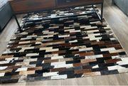 Kuhfell Teppich IKEA